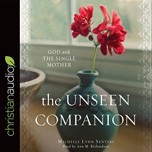 The Unseen Companion audiobook cover art