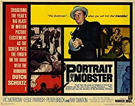 Portrait of a Mobster POSTER Movie (22 x 28 Inches - 56cm x 72cm) (1961) (Half Sheet Style A)