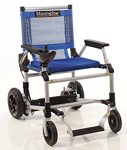 Eléctrico silla Zinger Chair movingstar 101, con Joystick para el eléctrico rollstuhl. Incluye anlieferung/einweisung/montaje in situ