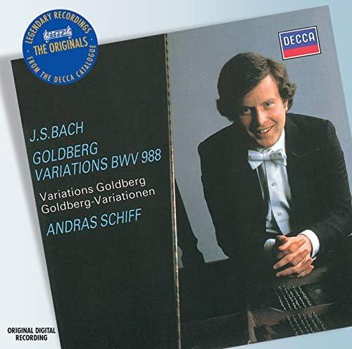 András Schiff & Johann Sebastian Bach