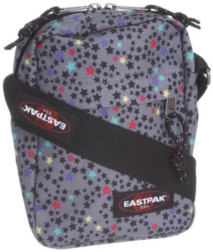 Eastpak Umhängetasche, Shuffling Stars (Schwarz) - ES045948