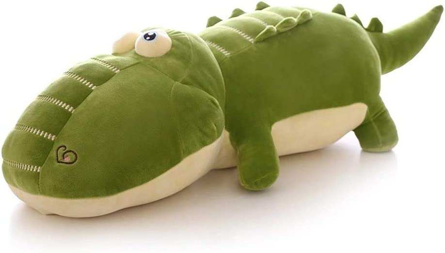 SHANGMAN Crocodile Big Inventory cleanup selling sale Hugging Pillow Soft Plush cheap Alligator Very