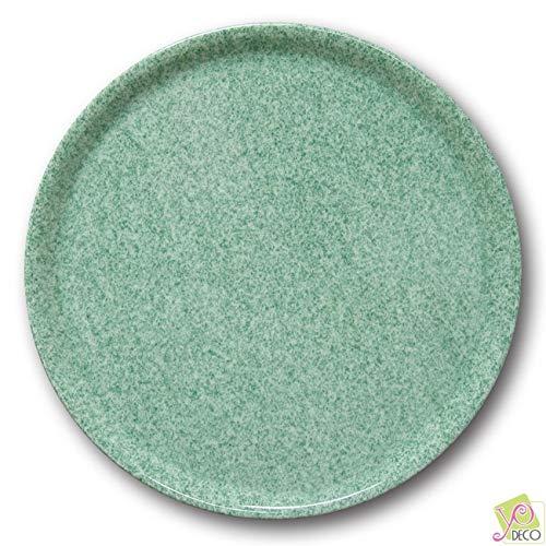 5/cm gros grain n/œuds /Lot de 12/ / Autocollant /Vert menthe