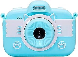 Juguetes Para Niños Cámara Digital Videocámara de la cámara a prueba de golpes digital con 3 pulgadas de alta definición de pantalla táctil 2 colores Gran regalo for los muchachos de las niñas Cámara