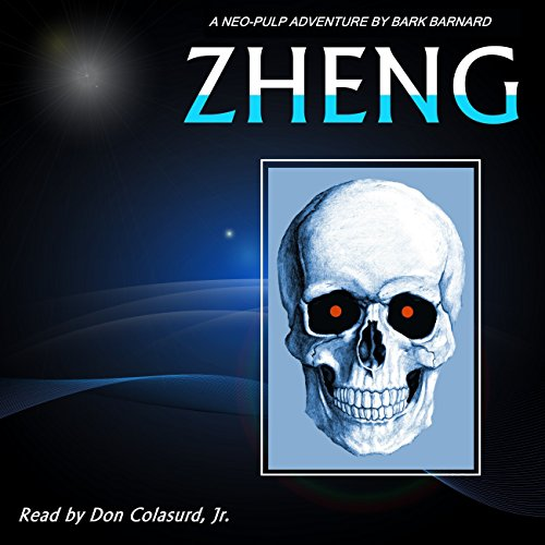 Zheng audiobook cover art