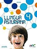 Llingua Asturiana 4. (Aprender ye crecer en conexión) - 9788469814024