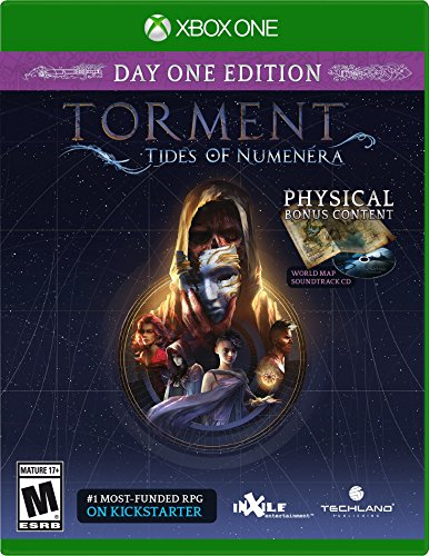xbox one rpgs Techland Torment: Tides Of Numenera - Xbox One