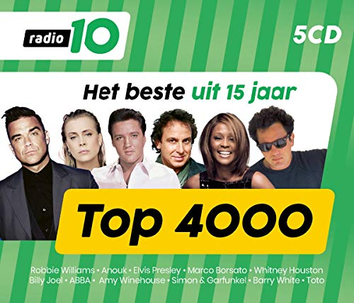 kruidvat cd top 4000