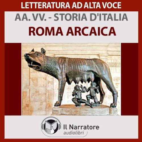 Roma arcaica cover art
