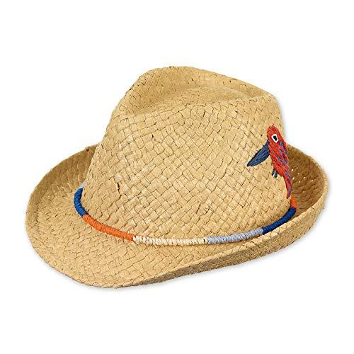 Sterntaler Paper Hat Bonnet, Beige (Beige 935), X-Small (Taille Fabricant: 51) Garçon