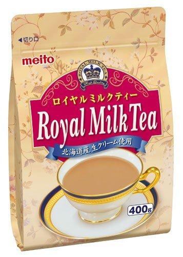 『名糖 ロイヤルミルクティー 400g』のトップ画像