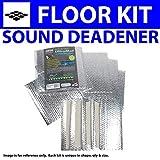 Zirgo 314578 Heat and Sound Deadener (for 75-83 e21 BMW Floor Kit 2510cm2)