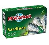 Pescamar Sardinas En Aceite De Oliva En Lata 115 G 115 g