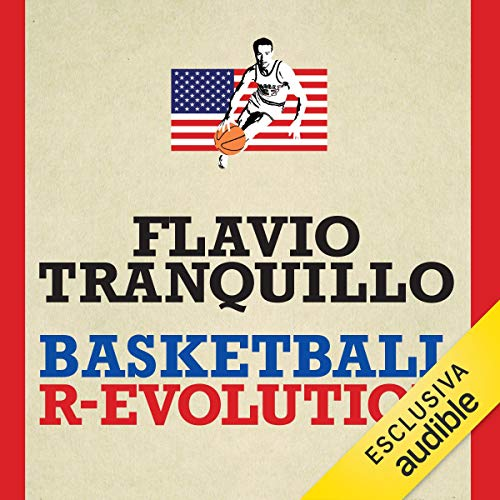 Basketball r-evolution audiobook cover art