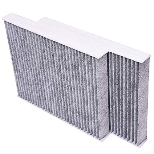 MAMINGGANG MmGang®. Fit für BMW Kabinenfilter F01 F02 F07 F10 64119163329 (Color : Grey)