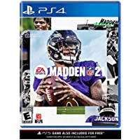 Madden NFL 21 for PS4 or Xbox One