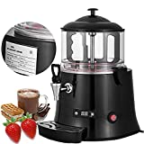 HUKOER Commercial Hot Chocolate Maker Chocolate Beverage Dispenser for Restaurants Bakeries Cafes Family