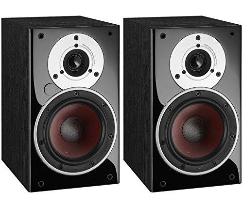 Dali Zensor 1AX Speakers (Black Ash)
