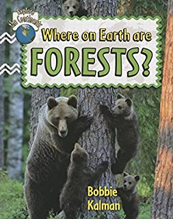 Where On Earth Are Forests