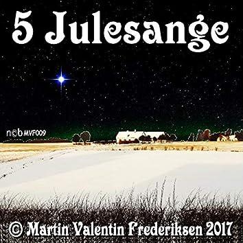 5 Julesange