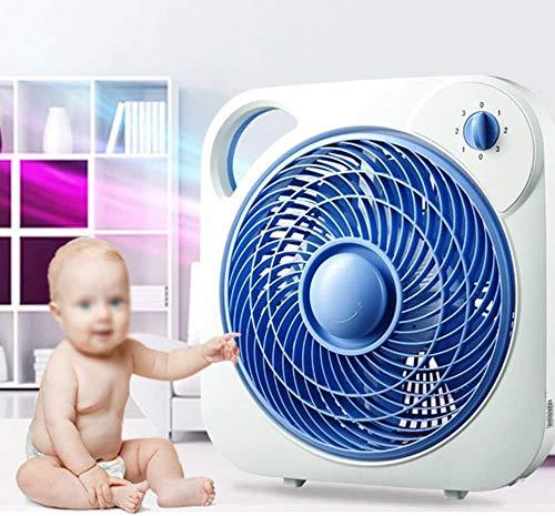 Haojie Ventilador eléctrico girando la página de la página Mini Ventilador de Ventilador pequeño Ventilador de Escritorio Ventilador silencioso