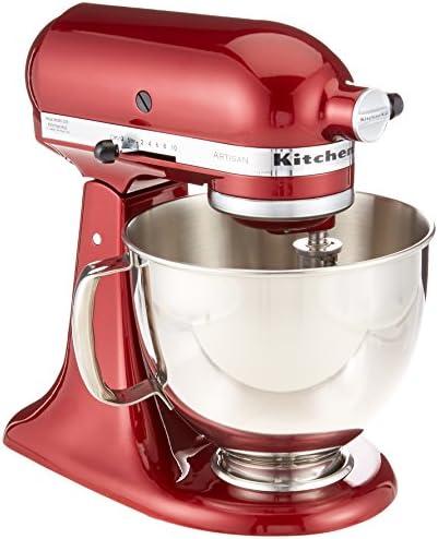 KitchenAid RRK150AC 5 Qt. Artisan Series - Almond Cream (Renewed)