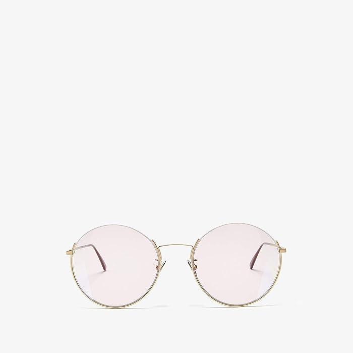 Bottega Veneta  BV0246S (Gold) Fashion Sunglasses