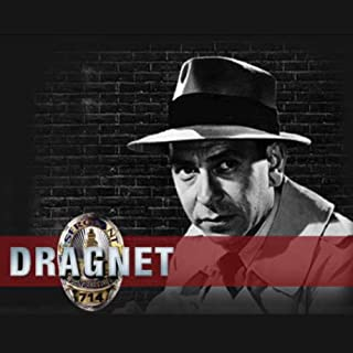 Dragnet: Old Time Radio - 379 Episodes audiobook cover art
