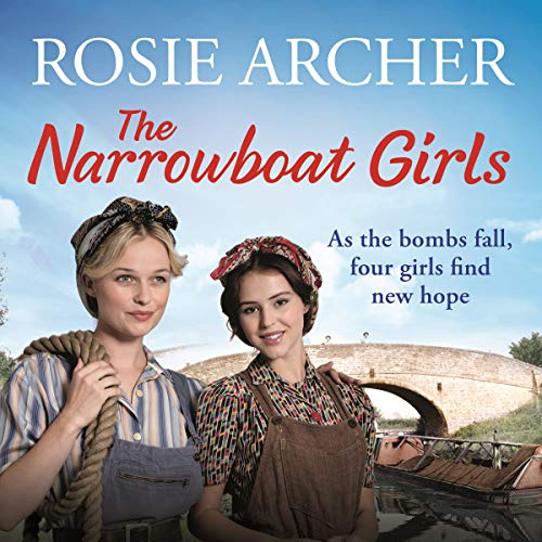 The Narrowboat Girls audiobook cover art