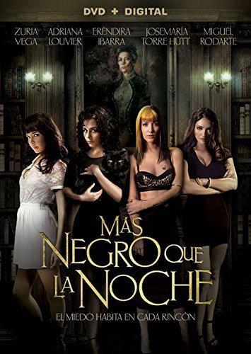 Mas Negro Que La Noche [Importado]