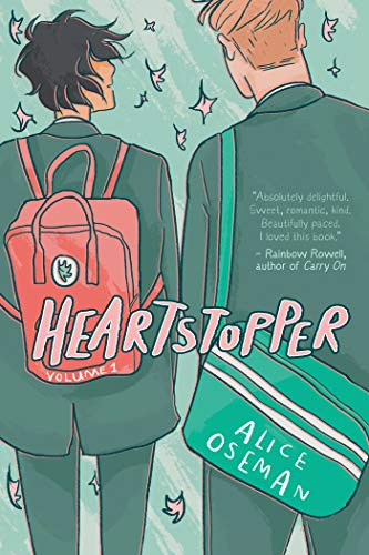 Heartstopper: Volume 1 by [Alice Oseman]