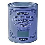 Rust-Oleum 4081103 Pintura, Oliva, 750 ml (Paquete de 1)