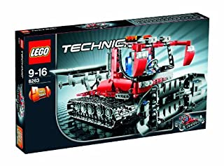 LEGO Technic 8263 - Pistenraupe (B001U3ZMKY) | Amazon price tracker / tracking, Amazon price history charts, Amazon price watches, Amazon price drop alerts