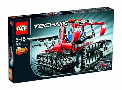 LEGO Technic 8263 - Pistenraupe