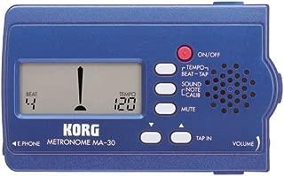 Korg MA30 Ultra Compact Digital Metronome