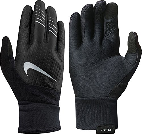 Nike Womens Therma-FIT Elite Gloves 2.0 (MD) ,Black