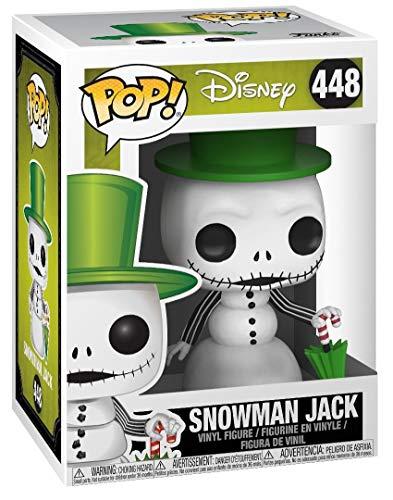 Pop! Vinyl: Disney: Nightmare Before Christmas: Snowman Jack Skellington 3