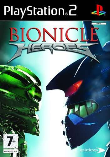 Bionicle Heroes (PS2) by Eidos
