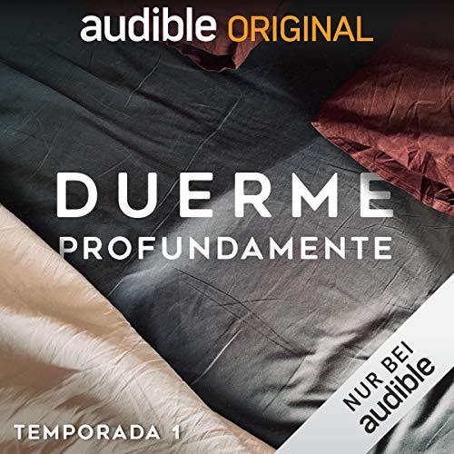 Diseño de la portada del título Duerme profundamente