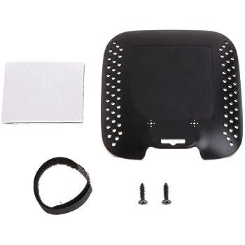 Runrain - Soporte de Pared para XIAOMI Mi 3 3c 3s TV Box Remote Case Protector con Accesorios para Mi3 Box: Amazon.es: Electrónica