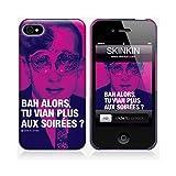Skinkin Coque iPhone 4 de chez Design Original : Vian par Fists et Lettres