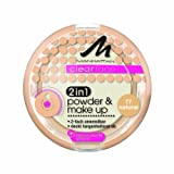 Manhattan CF 2in1 Powder & Make Up 77 1er Pack (1 x 11 g)