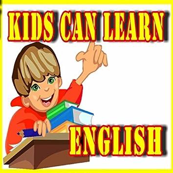 Kids Can Learn English