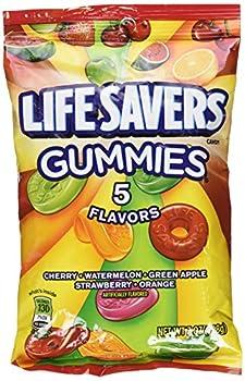 Lifesaver Gummies 7 oz pack of 2