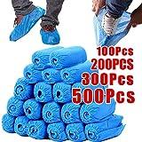 BSZ - Copriscarpe in plastica spessa 500 pezzi.