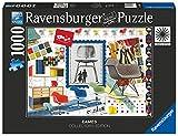 Ravensburger Puzzle, Puzzle 1000 Piezas, Eames Design Spectrum, Puzzle Adultos, Rompecabezas Ravensburger de Calidad, Jigsaw Puzzle