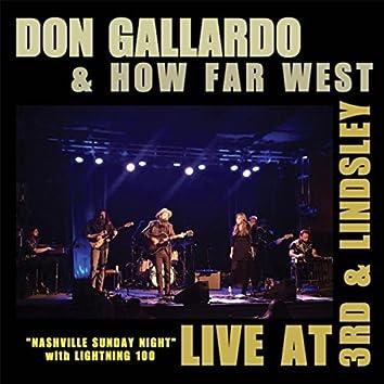 Live: Nashville Sunday Night