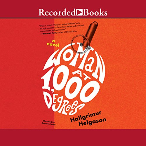 Woman at 1,000 Degrees audiobook cover art