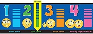 Really Good Stuff Classroom Voice Levels Banner