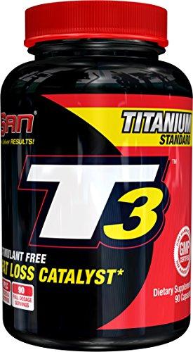 SAN Nutrition - T3 - 90 capsule
